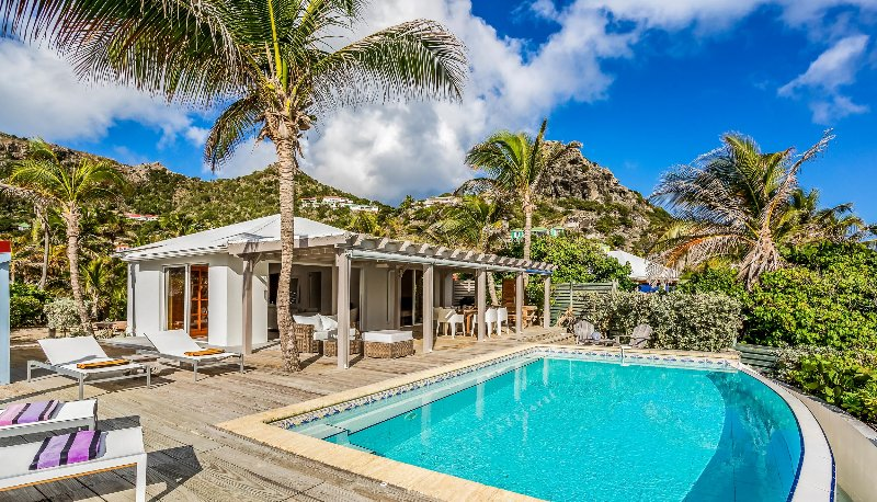 Sea Sand and Sun, Sleeps 2 - Image 1 - Anse Des Cayes - rentals
