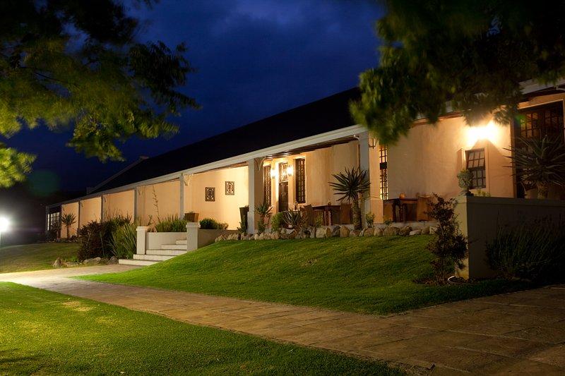 Swartberg Private Game Lodge - Image 1 - Oudtshoorn - rentals