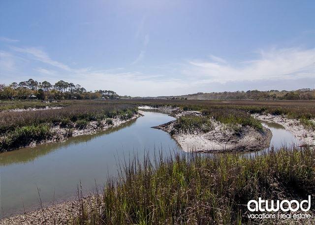 Good Tides Roll - Scenic Views, Kayaker's Paradise on Edisto Island - Image 1 - Edisto Island - rentals