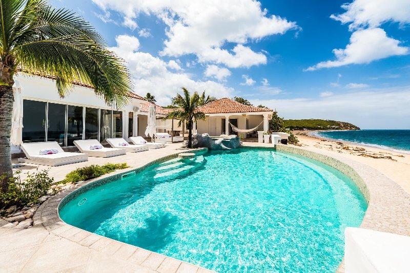Carisa, Sleeps 4 - Image 1 - Saint Martin-Sint Maarten - rentals
