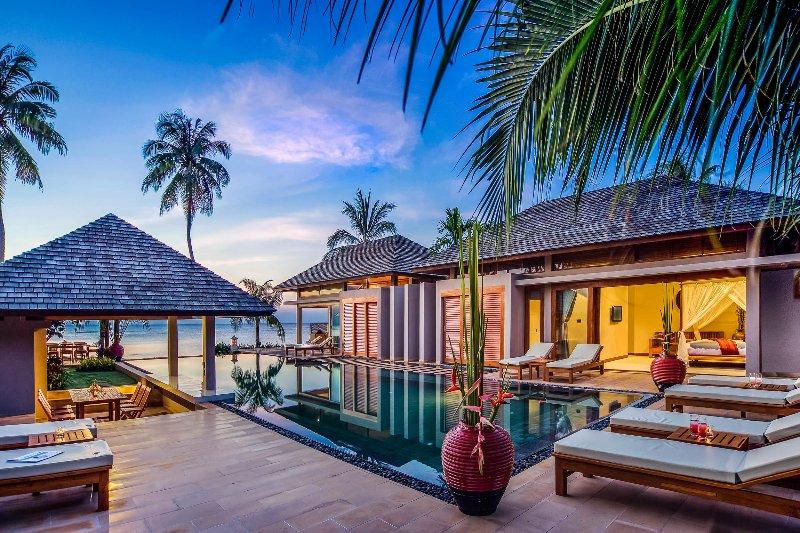Samara Villa, Sleeps 10 - Image 1 - Chaweng Noi Beach - rentals
