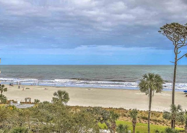 View - 1508 Villamare-5th Floor Awesome Oceanview - Hilton Head - rentals