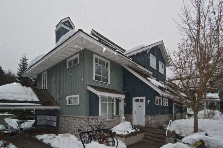 Granite Court 1 Bedroom Townhouse unit 402 - Image 1 - Whistler - rentals
