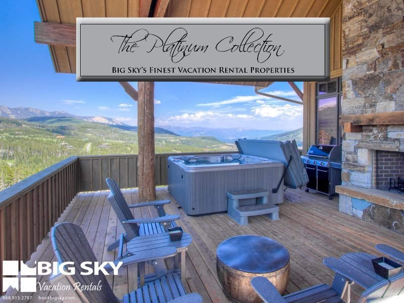 Big Sky Moonlight Basin | Cowboy Heaven Luxury Suite 7C - Image 1 - United States - rentals