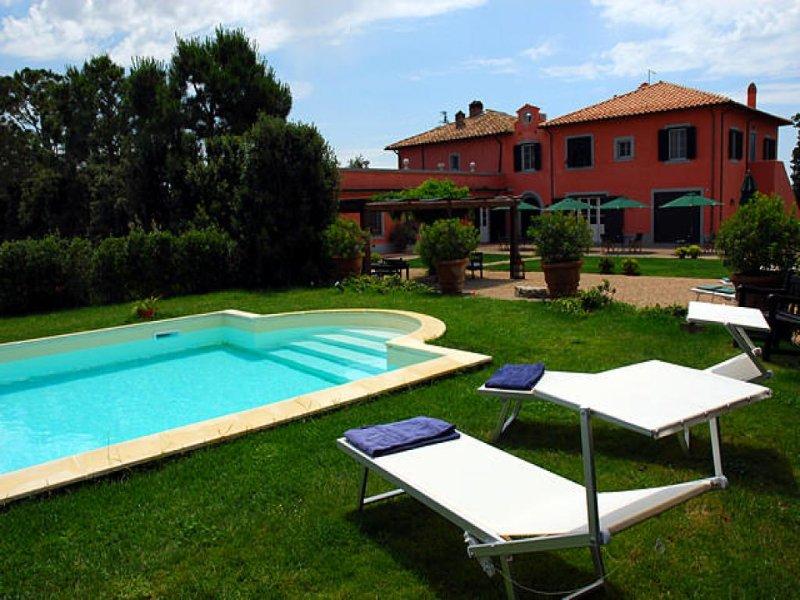 7 bedroom Villa in Orbetello, Argentario And The Surrounding Area, Tuscany - Image 1 - San Donato - rentals