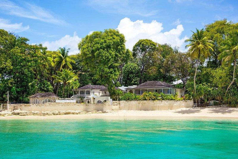 Luxury 6 bedroom Barbados villa. On Sandy Lane Beach! - Image 1 - Barbados - rentals