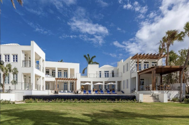 Luxury 9 bedroom Anguilla villa. The ultimate in beachfront luxury, privacy and - Image 1 - Anguilla - rentals