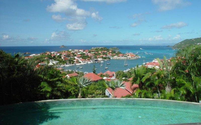 Luxury 8 bedroom St. Barts villa. Close to beach, restaurants and shops! - Image 1 - Gustavia - rentals