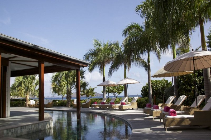 Luxury 7 bedroom St. Barts villa. On the beach! - Image 1 - Saint Barthelemy - rentals