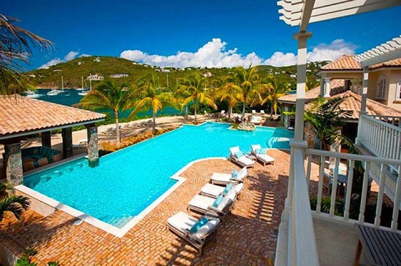 Luxury 9 bedroom St. John villa. A unique and matchless Caribbean villa - Image 1 - Great Cruz Bay - rentals