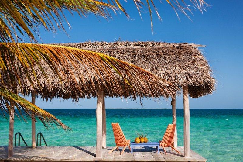 Luxury 5 bedroom Belize villa. - Image 1 - South Water Caye - rentals
