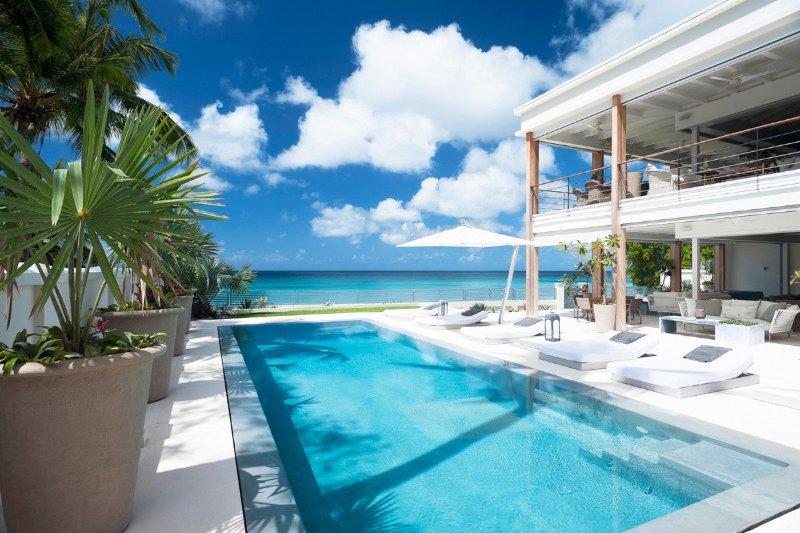Luxury 5 bedroom Barbados villa. Peaceful, relaxing and totally exclusive! - Image 1 - Barbados - rentals