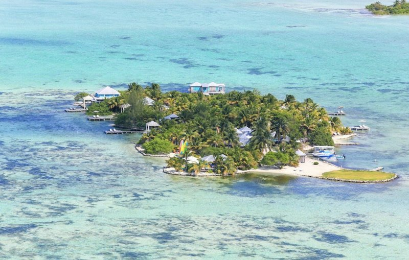 Luxury 7 bedroom Belize villa. Private island with attentive and polished - Image 1 - Belize - rentals