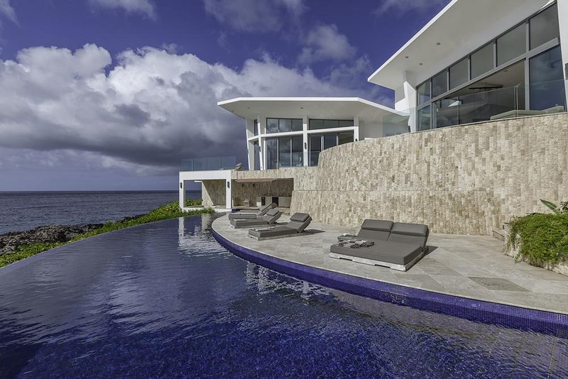 Luxury 5 bedroom Anguilla villa. Modern, spacious with panoramic views of the - Image 1 - Anguilla - rentals