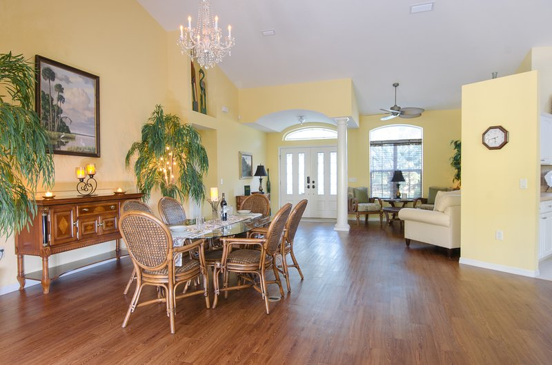 Welcome to our home. - RAINBOW RIVER ESCAPE - Beautiful 3/2 Pool Home - Dunnellon - rentals