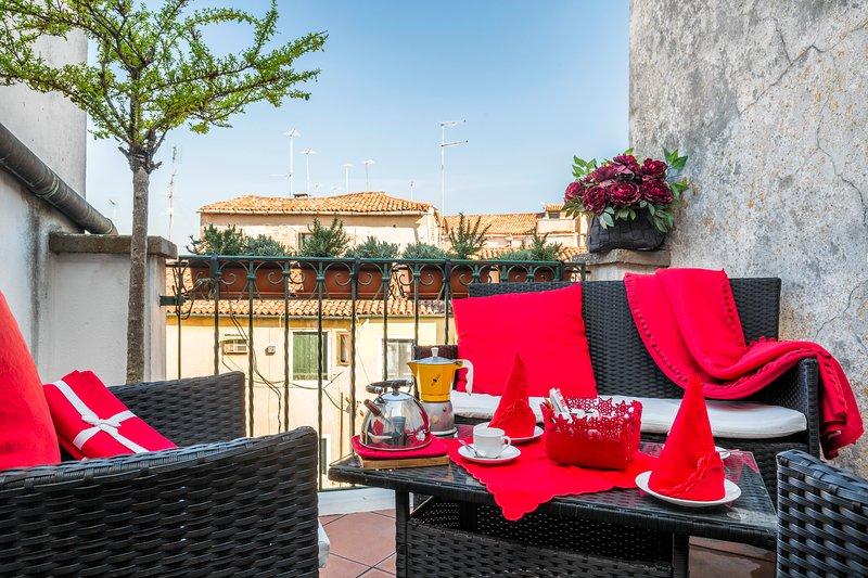 VENICE HEAVEN APARTMENTS - AWANA GANA CA GIULIA - Image 1 - City of Venice - rentals