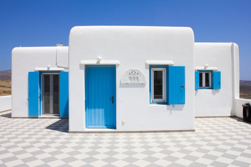 Vernada of Villa Oniron - Blue Cactus Villas: Modern, Fully-Equipped, 5 min from Mykonos Town - Mykonos Town - rentals