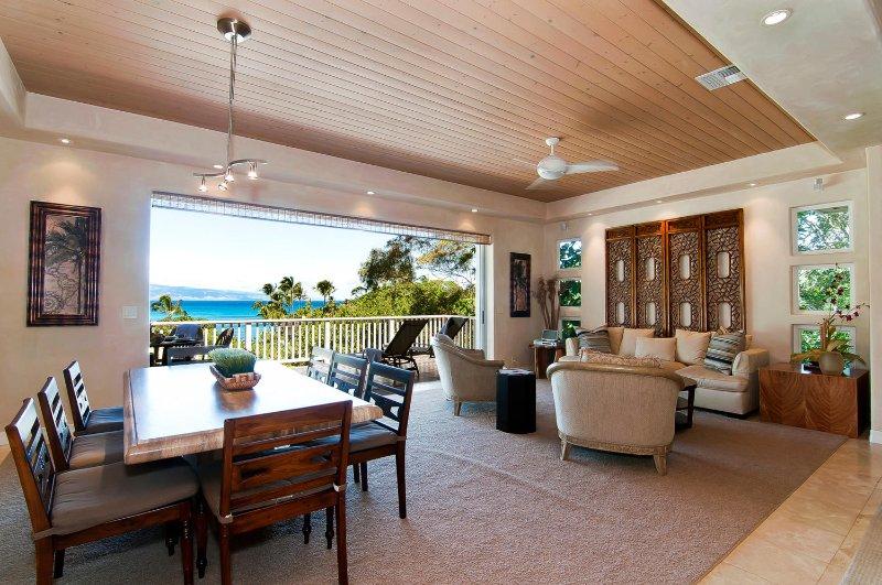 Napili Turtle Cove Luxury 5 Bedroom Vacation Villa. Ask About Last Min Discounts - Image 1 - Napili-Honokowai - rentals