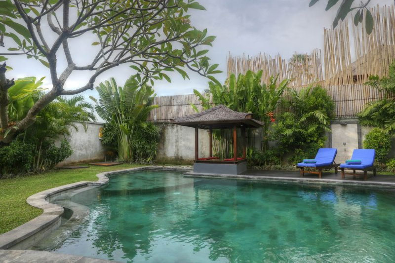 Fanisa, Modern Chic 3 Bedroom Villa,150m to Echo Beach, Canggu - Image 1 - Canggu - rentals