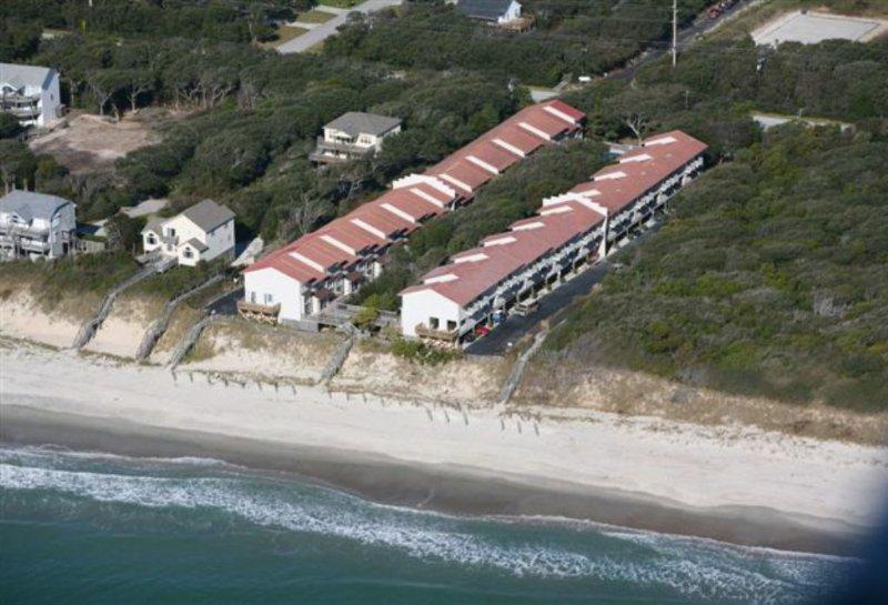 Aerial View of Ocean Glen - Ocean Glen 11 Wes - Pine Knoll Shores - rentals