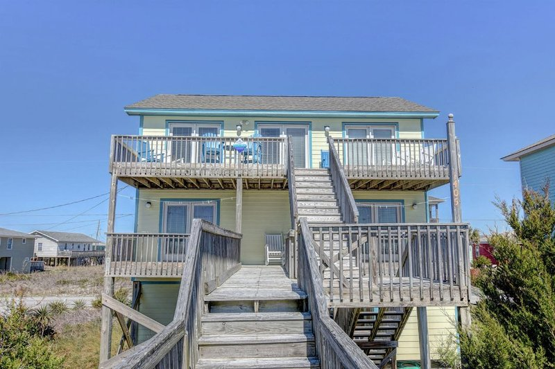 Amazing Oceanfront Home - Miss Sandbridge - Topsail Beach - rentals