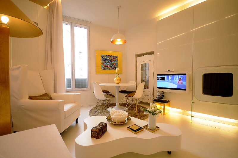Modern & Stylish 1BR Apartment in St. Germain Area - Image 1 - Paris - rentals