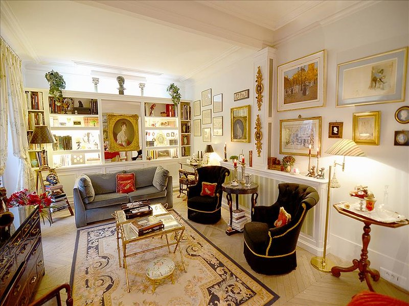 Elegant Gem Near the Seine and the Eiffel Tower - Image 1 - Paris - rentals