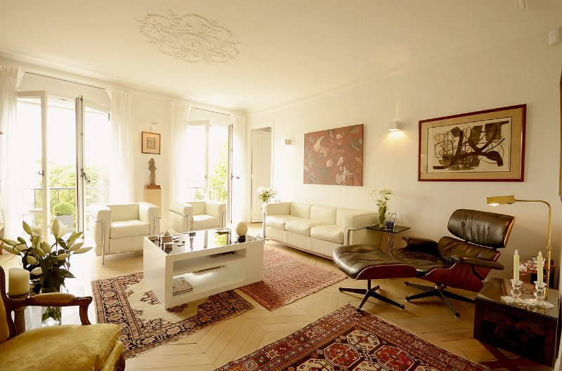 Spacious 2 BR Near Eiffel Tower and St Germain - Image 1 - Paris - rentals