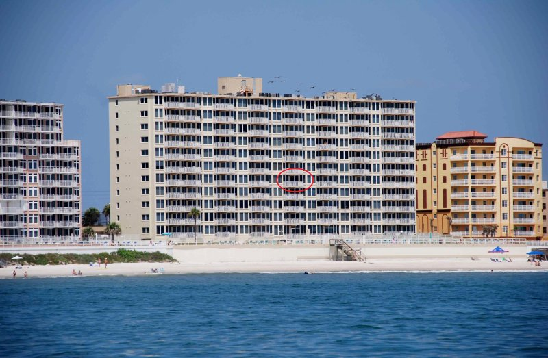 5th Floor of 11 Stories - DIRECT OCEAN FRONT, July Special Rates, WIFI - Daytona Beach Shores - rentals