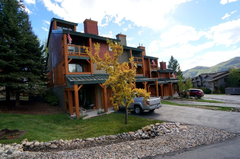 Moraine Town Home #23 - Image 1 - Steamboat Springs - rentals