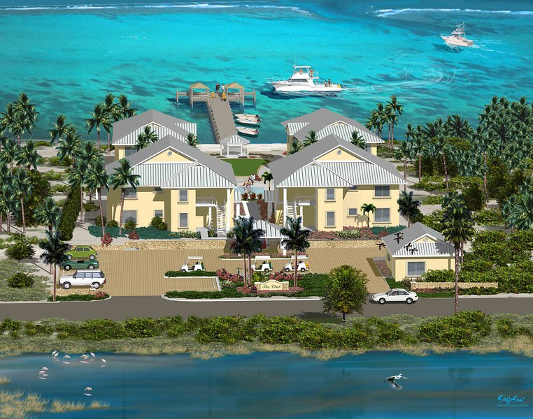 Just 10 minutes away from the airport in a small, exclusive enclave on secluded South Hole Sound. - The Club at Little Cayman - Luxurious Living! - Little Cayman - rentals