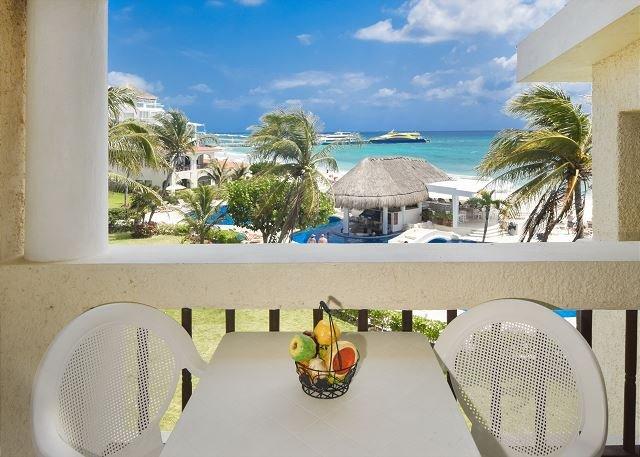 Xaman Ha 7202 Playa del Carmen Terrace  - Penthouse 2 bedroom with gorgeous views! (XH7202) 35% off - Playa del Carmen - rentals