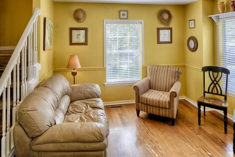Dog-friendly home with a lovely sundeck & sunroom, close to the beach! - Image 1 - Tybee Island - rentals