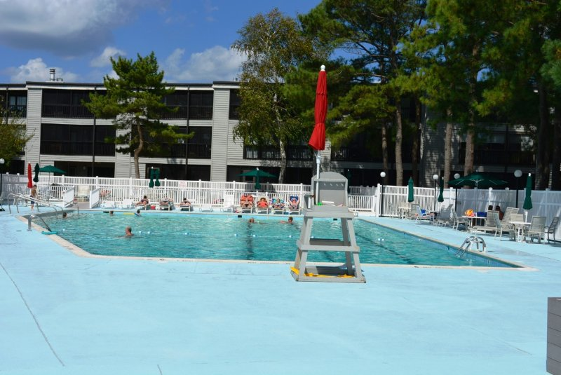 Huge pool - Vacation Without Worry - Ocean City - rentals