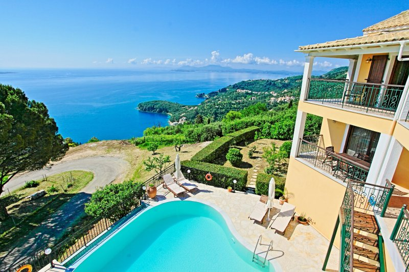 Villa Christos - Image 1 - Kalami - rentals
