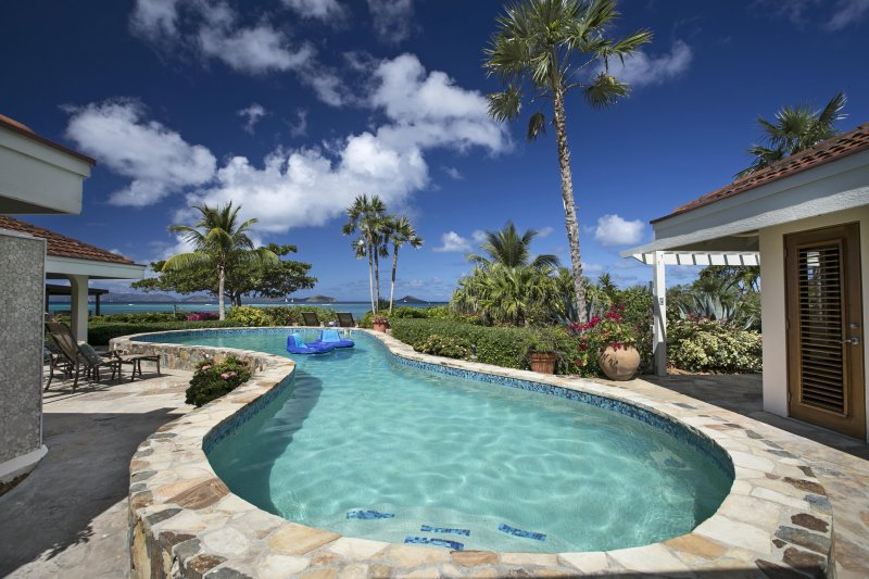Beachcomber - Ideal for Couples and Families, Beautiful Pool and Beach - Image 1 - Virgin Gorda - rentals