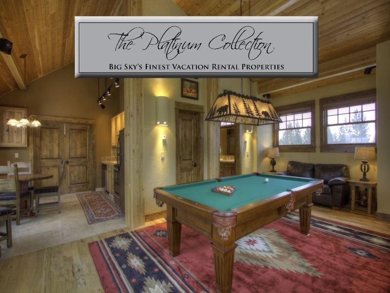 Big Sky Private Home | Moose Creek Lodge - Image 1 - Montana - rentals