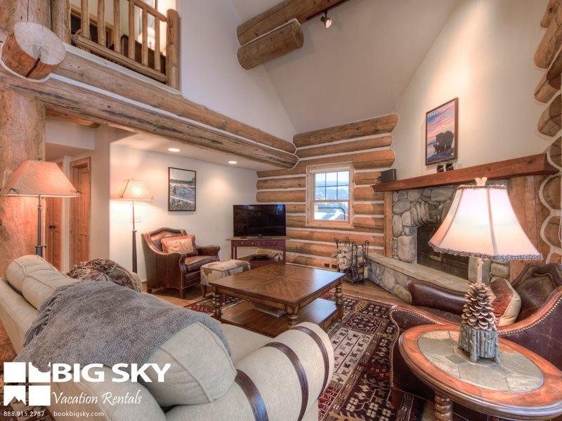 Big Sky Resort | Powder Ridge Cabin 1 Chief Gull - Image 1 - Big Sky - rentals