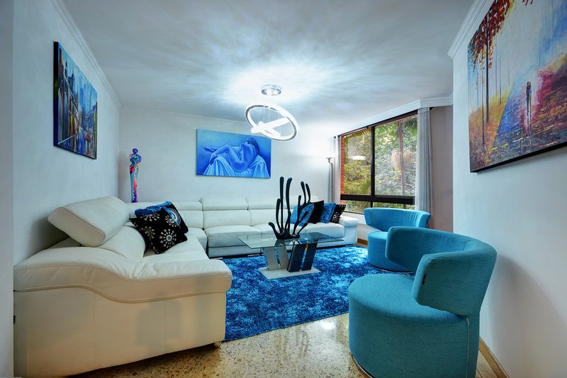 Perfectly Located, Elegant Getaway - Image 1 - Medellin - rentals