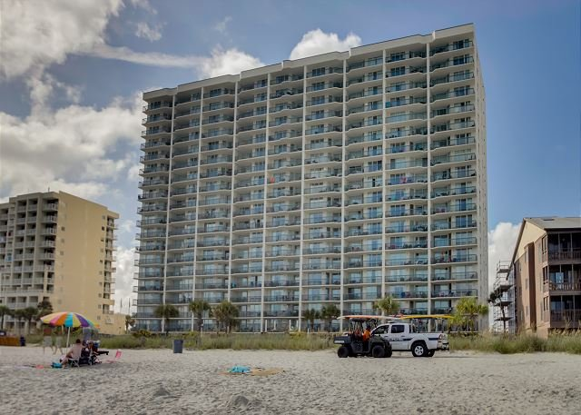 Spacious 2 Bedroom oceanfront condo with great pool amenities!!! - Image 1 - North Myrtle Beach - rentals