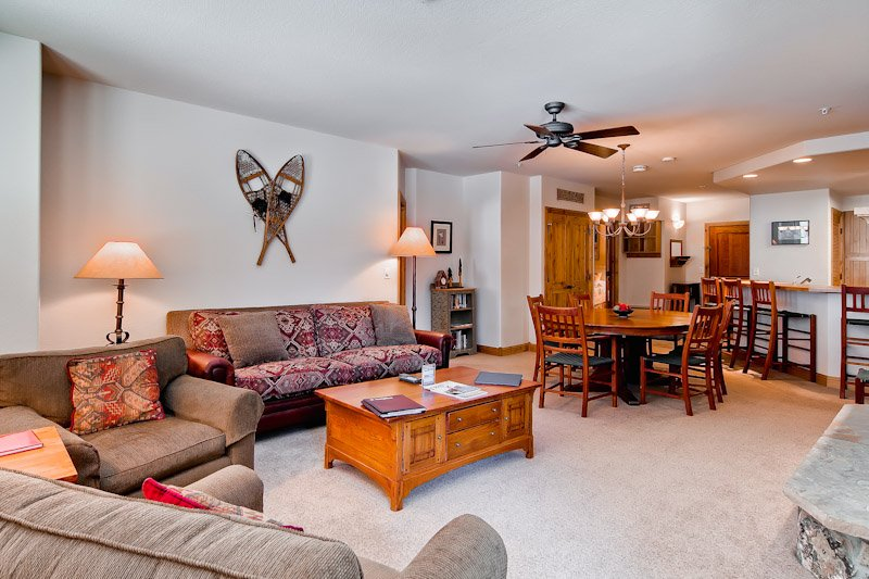 Torian Creekside 512 - Image 1 - Steamboat Springs - rentals