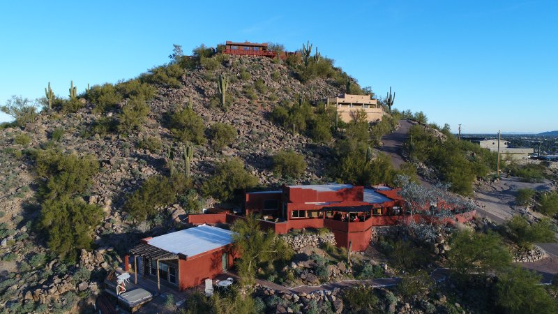 All four houses - Possibly BEST VIEW in Phoenix Unique Casitas/House - Phoenix - rentals