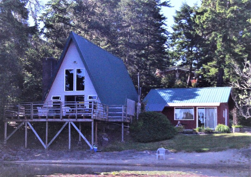 A-frame & Studio - Dune Haven, with private sand dune access - North Bend - rentals