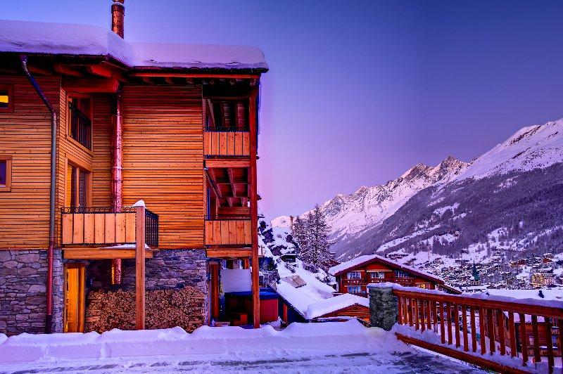 Castor, Sleeps 8 - Image 1 - Zermatt - rentals