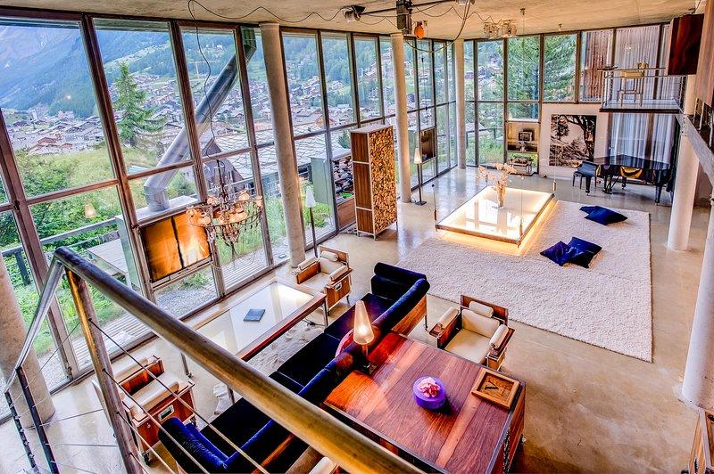 Heinz Julen Loft, Sleeps 6 - Image 1 - Zermatt - rentals