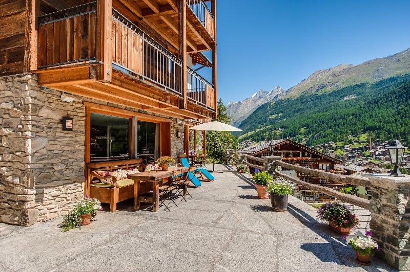 Chalet Ibron, Sleeps 8 - Image 1 - Zermatt - rentals