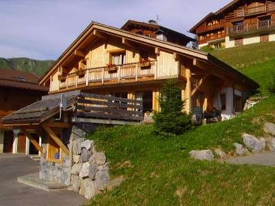 MARJENCY / CORTY 10 rooms 18 persons - Image 1 - Le Grand-Bornand - rentals