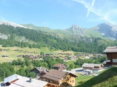 PETIT CAMY 3 rooms 4 persons - Image 1 - Le Grand-Bornand - rentals