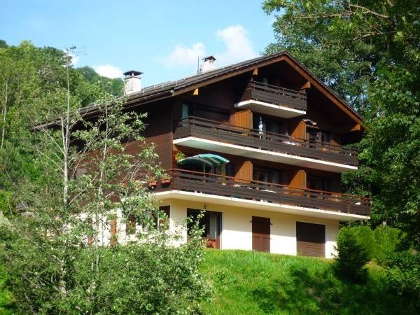 TARDEVANT 2 rooms 4 persons - Image 1 - Le Grand-Bornand - rentals