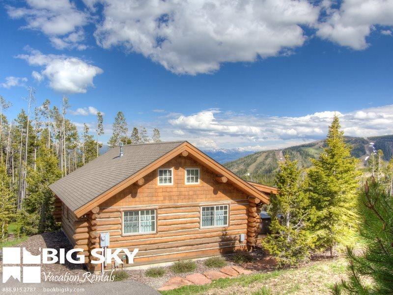 Big Sky Moonlight Basin   Cowboy Heaven Cabin 15 Rustic Ridge - Image 1 - Big Sky - rentals
